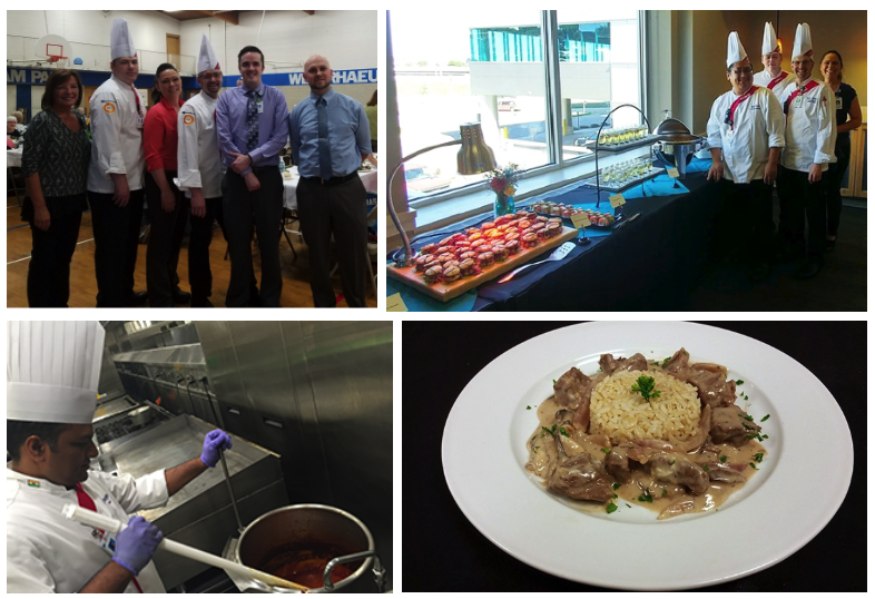 Regions Hospital chef photos